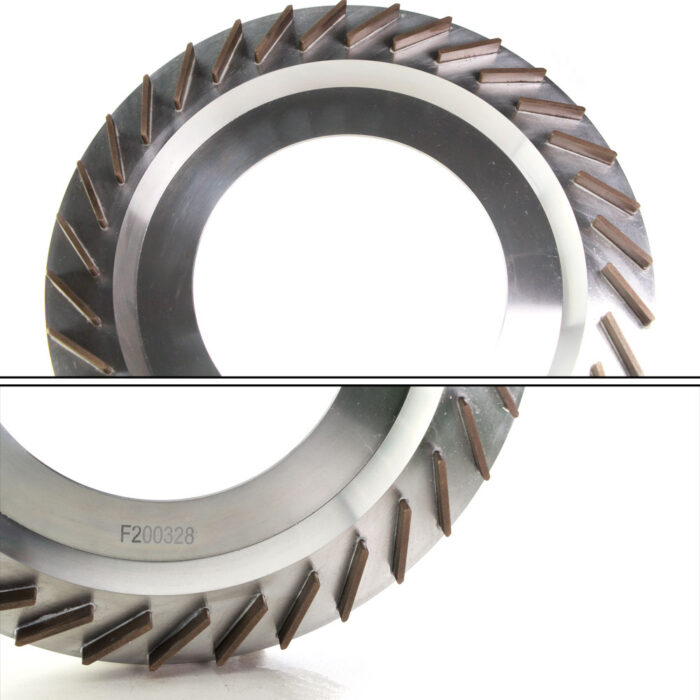 Diamond grinding wheel for sapphire wafer thinning lapping