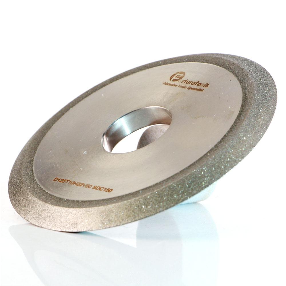 1EE1 electroplated diamond grinding wheel