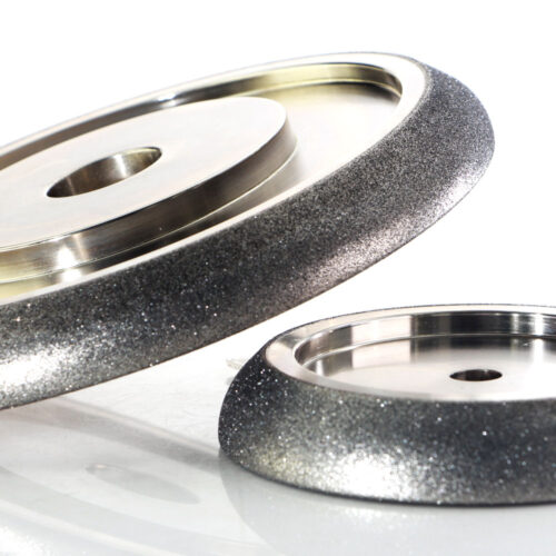 CBN Grinding wheel for band saw blade sharpening