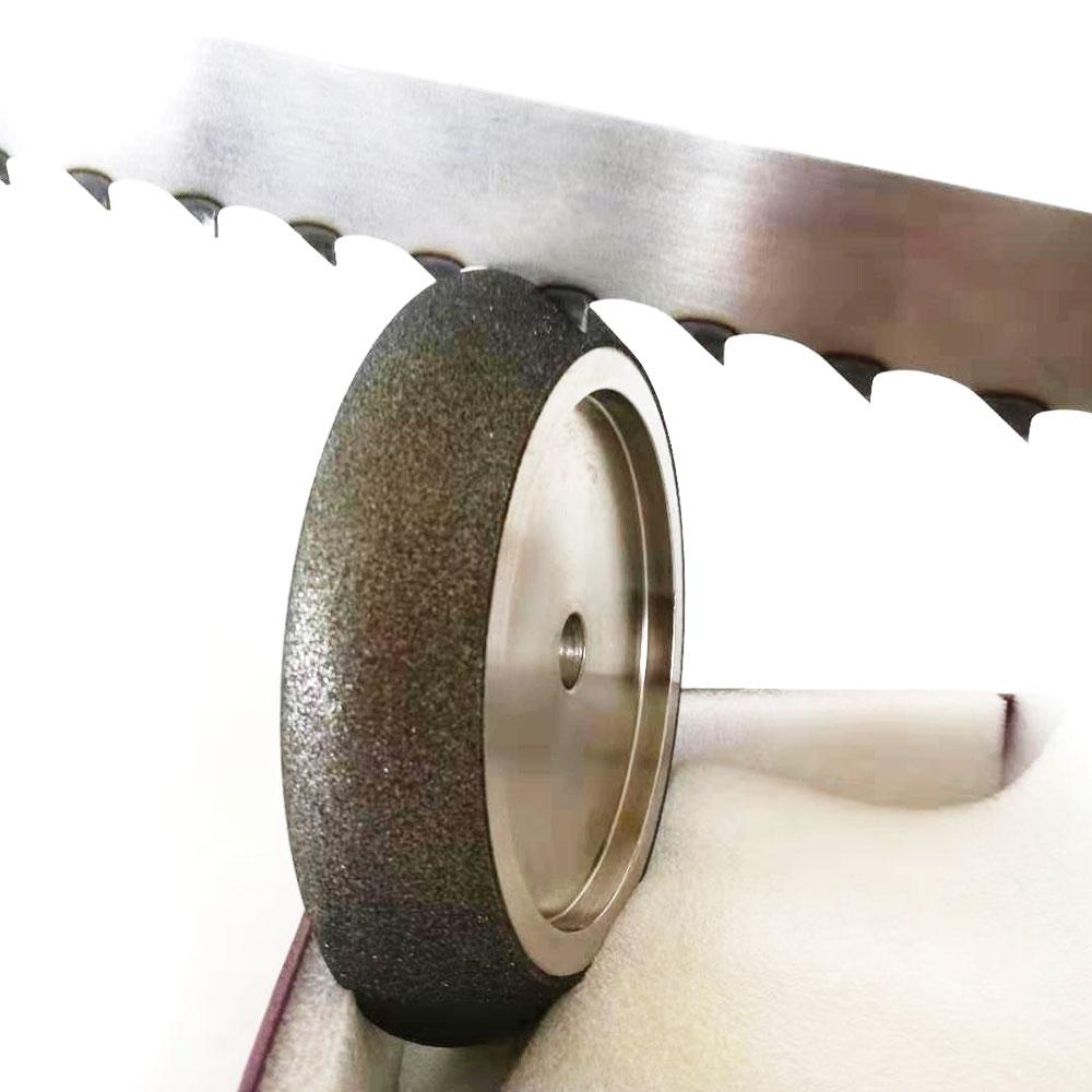 bandsaw sharpening wheel
