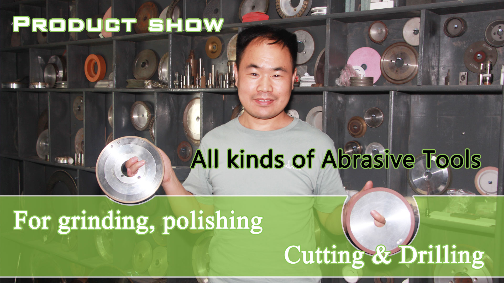 Grinding Polishing Cutting and Drilling Abrasive Tools - Forturetools