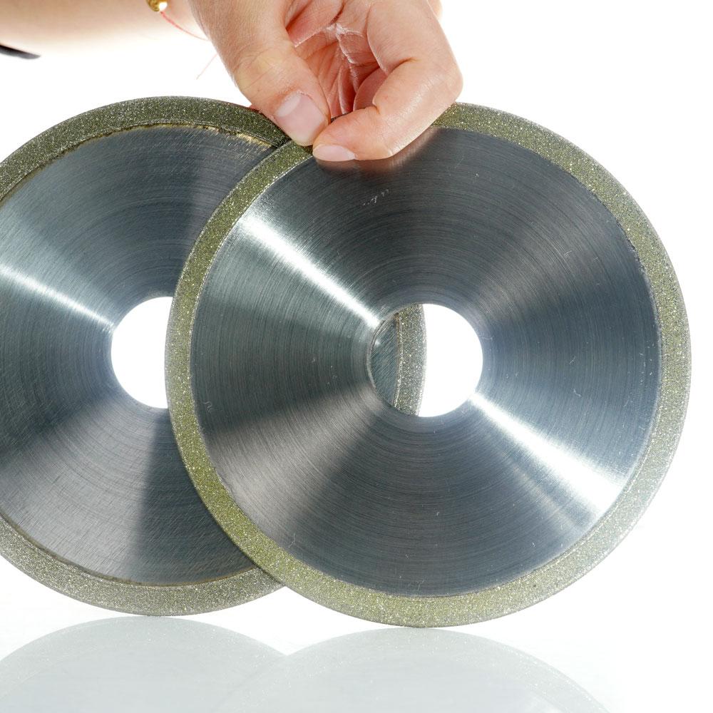electroplated diamond cutting disc