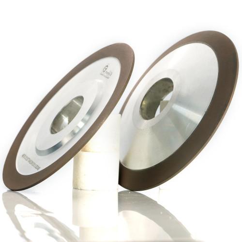 4BT9 resin bond diamond grinding wheel for carbide blade teeth sharpening 2