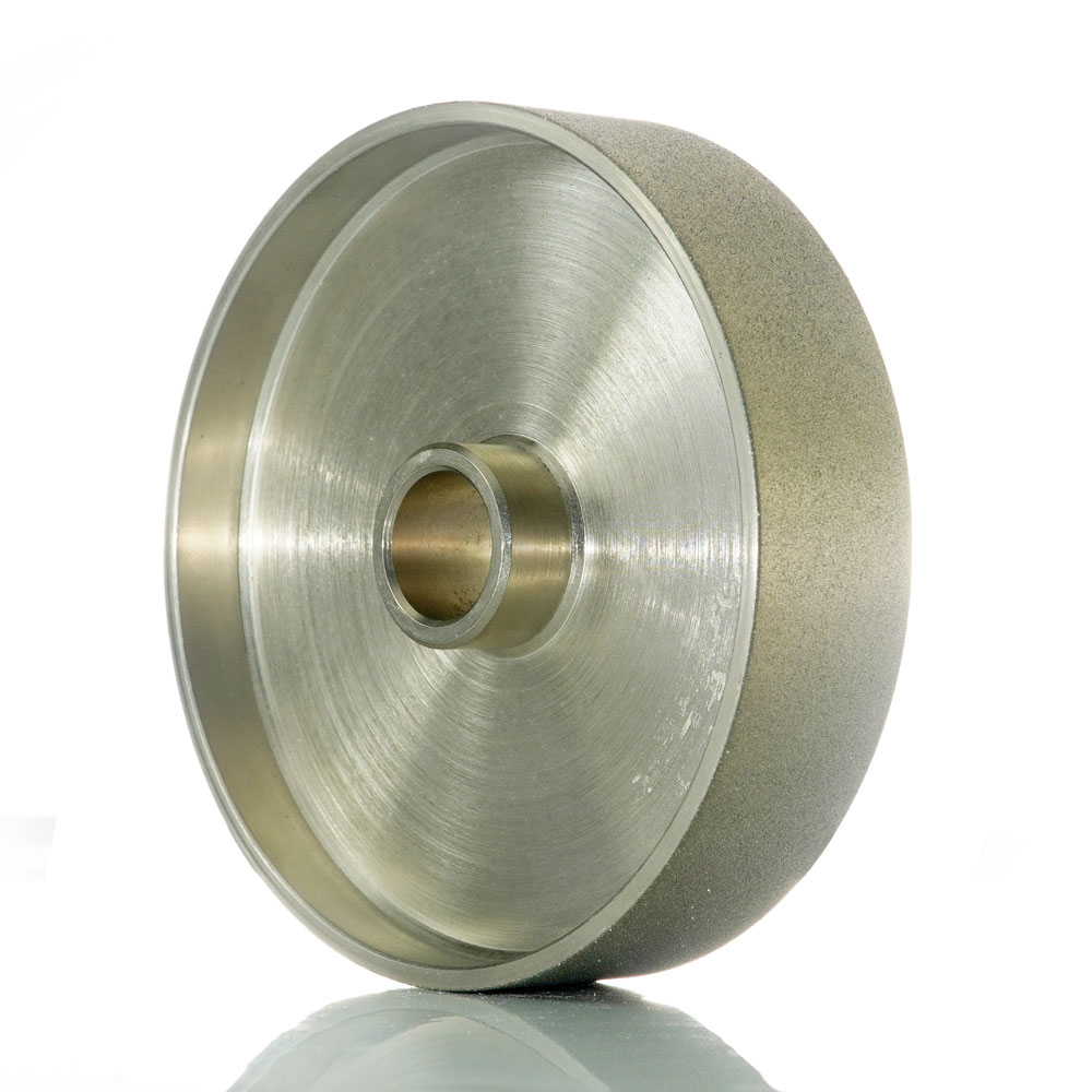 Lapidary Diamond Coated Grinding Polishing Wheel