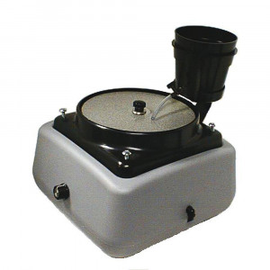 Lapping disc polishing machine
