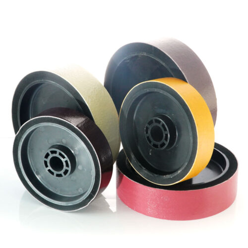 Soft flexible diamond sanding Polishing wheel