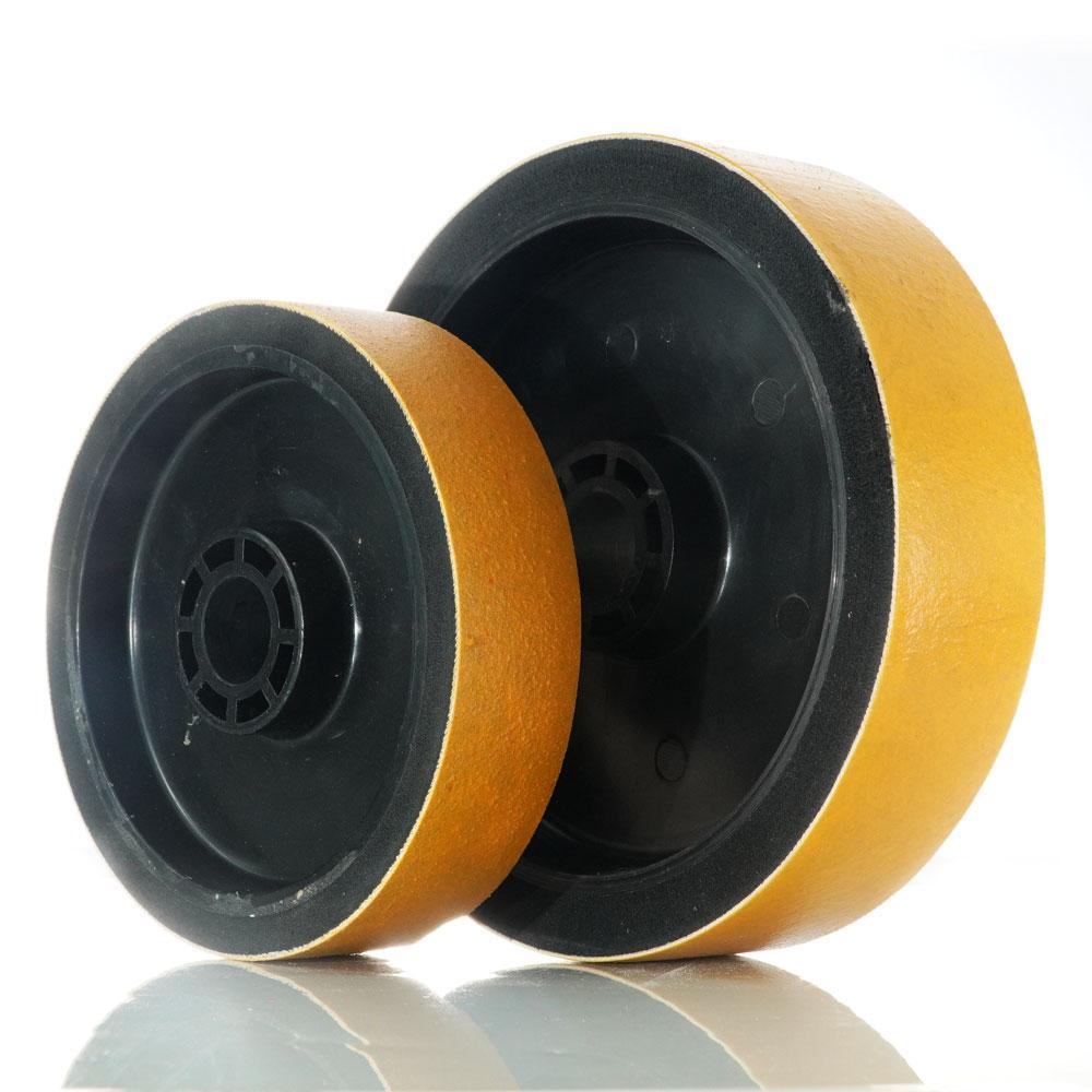 Soft flexible diamond sanding Polishing wheel