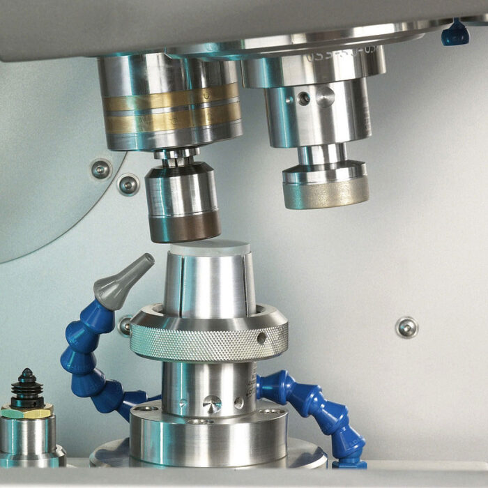 Diamond milling tools for optical glass lens