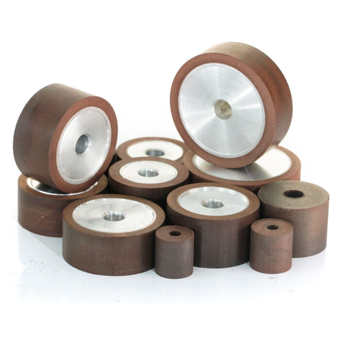 Small Resin Diamond Internal Grinding Wheel
