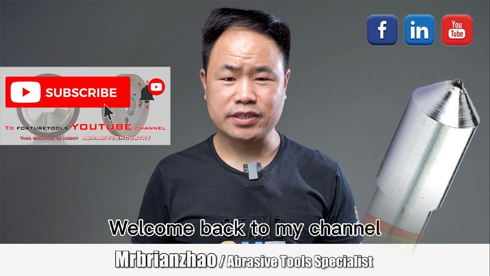 Mrbrianzhao diamond dresser Introduction