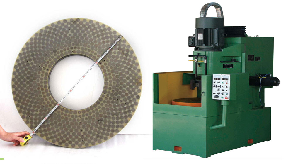 Vertical-axis-round-table-surface-grinder