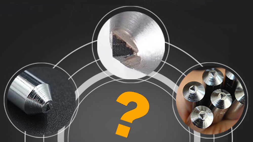 What kind of tools do you use for dressing a grinding wheel