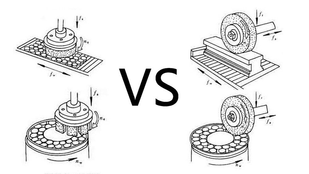 vertical-shaft-surface-grinder-and-horizontal-shaft-round-table-surface-grinder