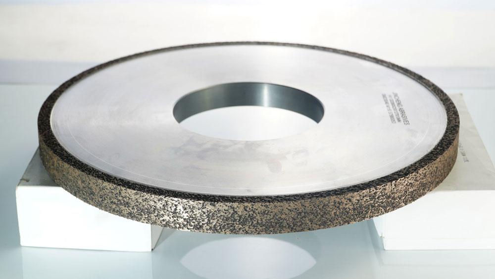 Coarse-abrasive grain-size-Metal bond grinding-wheel