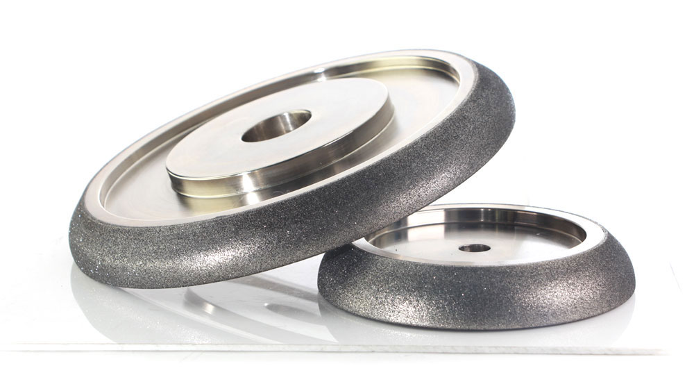 Electroplated-grinding-wheel-for band saw