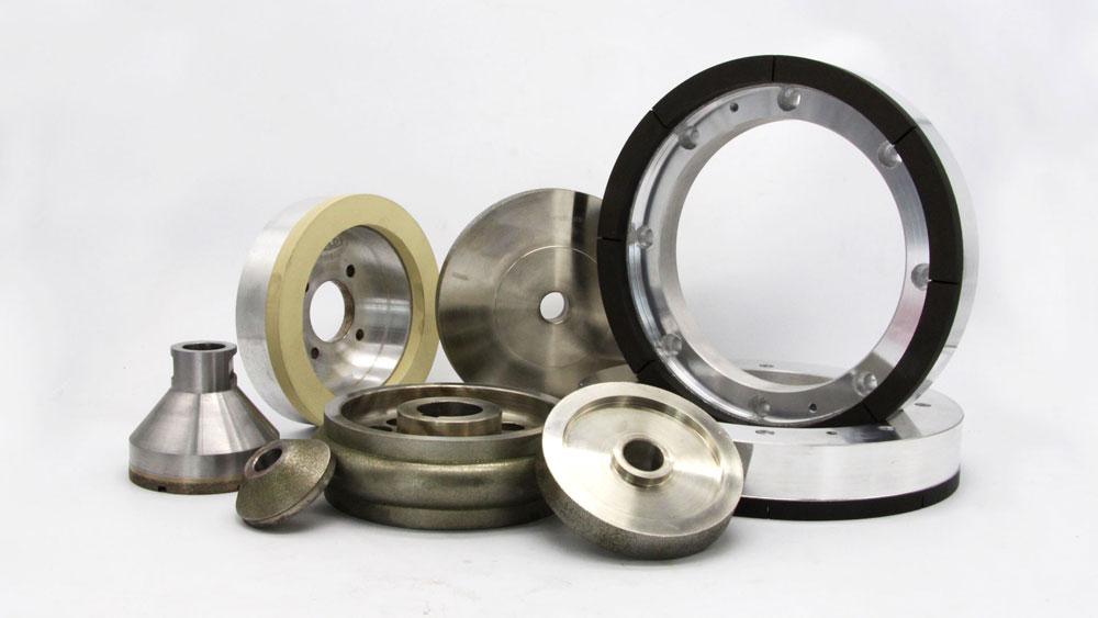 Super-abrasive-grinding-wheels