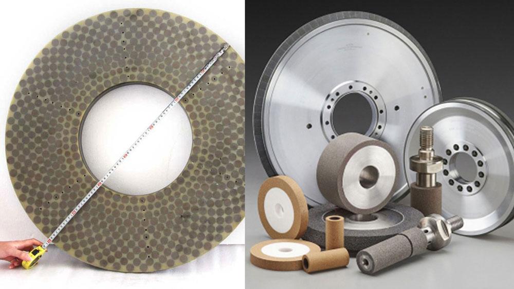 Vitrified-bond-grinding-wheel