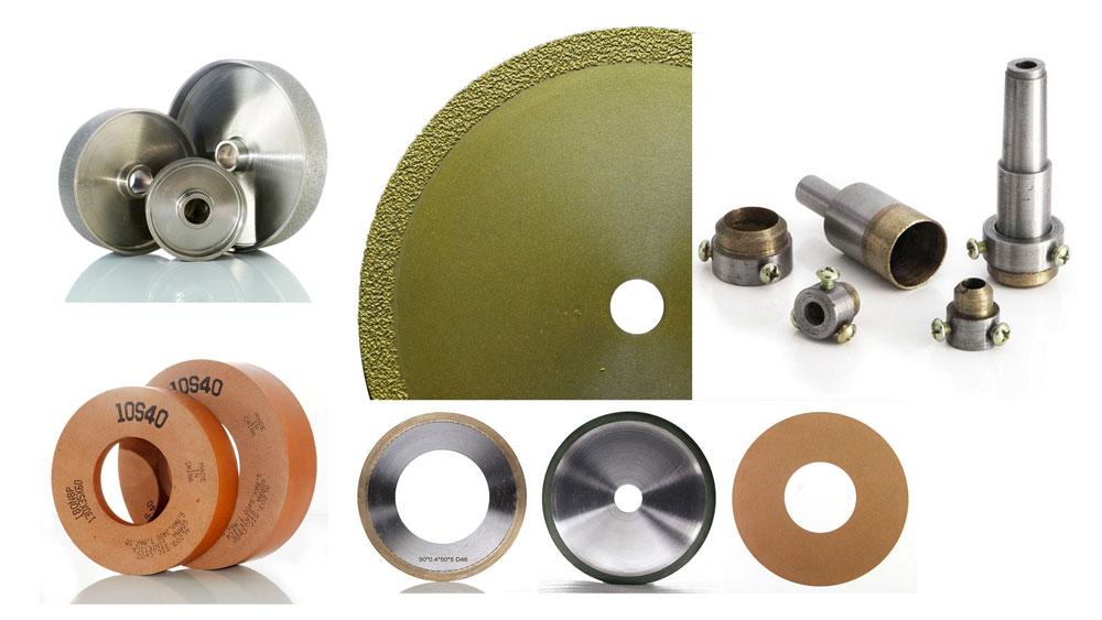 研磨抛光切割轮和钻头磨具