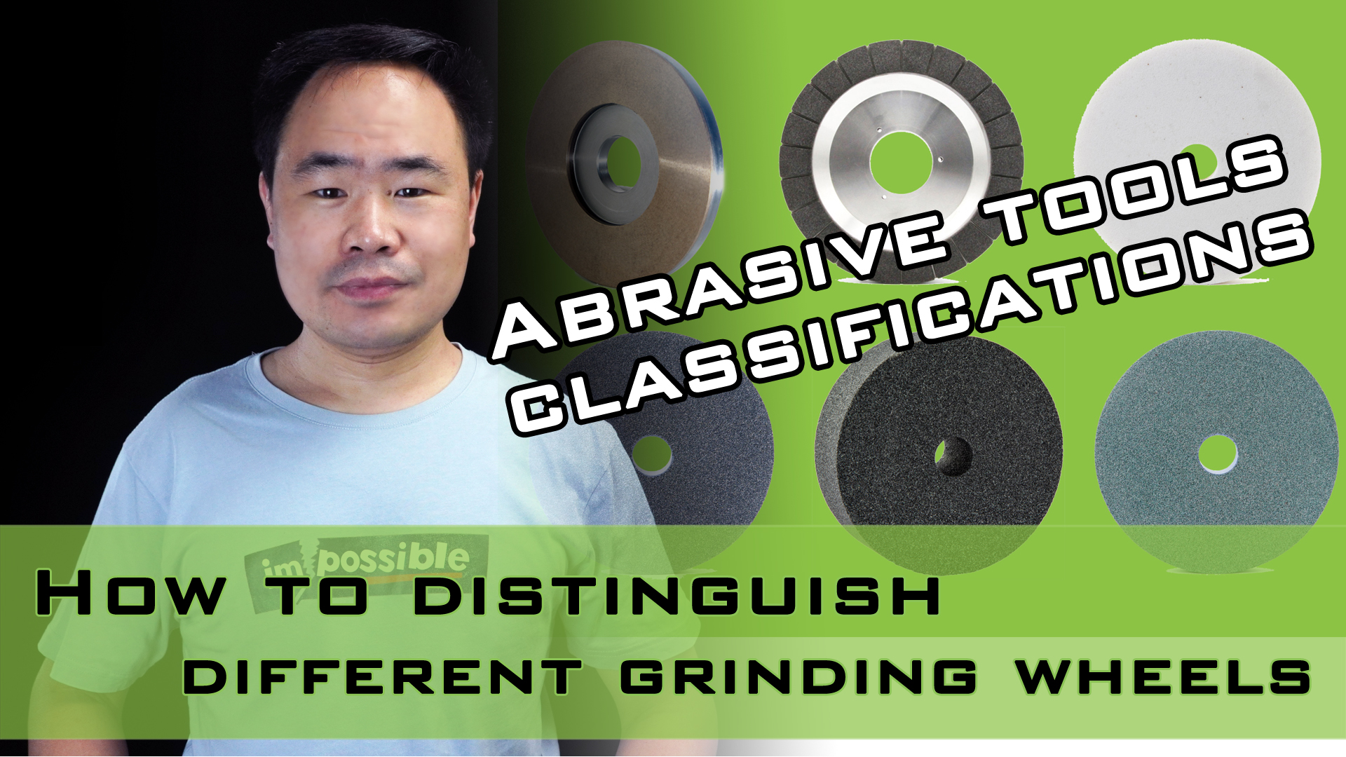 How to judge a grinding wheel by its appearance